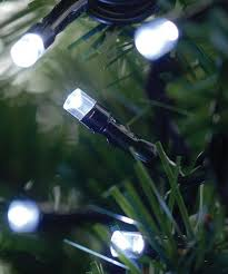 50 white solar string lights ebeez co uk