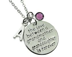 grandmother and granddaughter necklaces grandmother granddaughter etsy