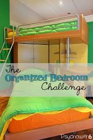 organized bedroom the organized bedroom challenge