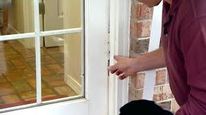 Weather Stripping For Exterior Doors Front Door Weatherstripping Days Installing Exterior Door Weather