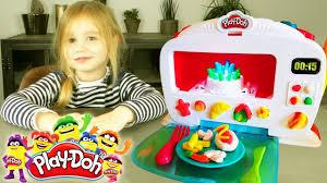 cuisine magique four de cuisine magique et pate à modeler play doh kitchen