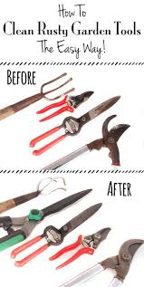 best 25 cleaning rusty tools ideas on pinterest