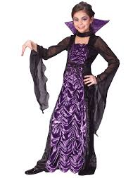 Vampire Looks For Halloween Countess Of Darkness Vampire Gothic Princess Girls Fancy Halloween