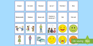 greetings snap card french game ks2 french resources game
