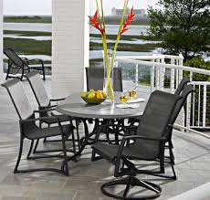sling patio furniture watson u0027s fireplace and patio