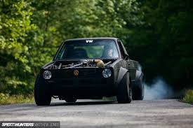 volkswagen rabbit pickup the vw caddy from hell speedhunters