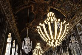versailles chandelier chandeliers from the future yanko design