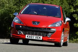 peugeot 207 gti 2007 review auto express
