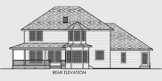 House With Wrap Around Porch Traditional House Plan Features Wrap Around Porch Kitchen Island