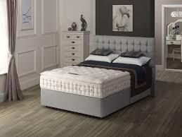 Divan Bed Set Hypnos Nimbus Pillow Top Divan Bed Set Michael O Connor Furniture