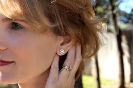 what size diamond earrings diamonds are a girl s best friend