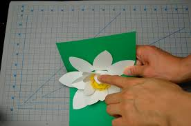 mother u0027s day lotus flower pop up card tutorial creative pop up cards