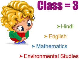 cbse class 3 content cbse syllabus class 3 study material video