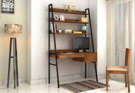 Bookshelf Design With Study Table Study Table Wooden Study Table Online Upto 65 Off