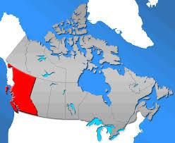bc canada province mapsof net