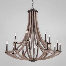 Iron And Wood Chandelier Pin By Foxbury Design Llc On Lighting Pinterest Chandeliers