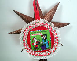 maxine ornament etsy