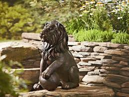 30in statue outdoor living outdoor decor lawn ornaments
