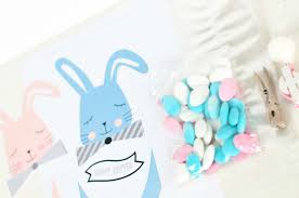 hello wonderful easter free printable bunny treat bags