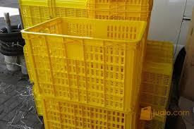 Jual Keranjang Container Plastik Bekas keranjang krat container industri panen ikan plastik surabaya jualo