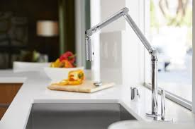 kohler karbon kitchen faucet palm springs connected house kohler ideas