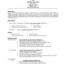 sle resume exles host resume eliolera com formidable download waitress sle