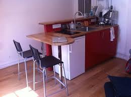 cuisine de studio réaménagement cuisine d un studio pour étudiant
