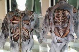 jason voorhees costume see the of buechler creating the new blood