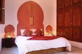 la chambre marocain location gérance riad 5 chambres médina marrakech agence
