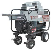 roof pro 12 000 portable generator hy tech products