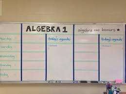 high school agenda organization sonata mathematique