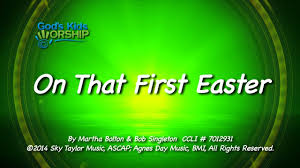 religious easter songs for children kids worship songs on that easter
