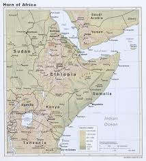 tunisia on africa map africa maps perry castañeda map collection ut library