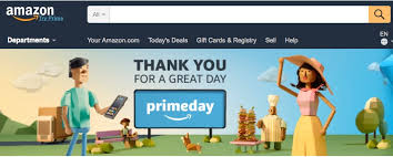 amazon gift cards black friday 2017 amazon prime day 2017 smashes sales record practical ecommerce