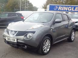 grey nissan juke used nissan juke suv 1 5 dci tekna 5dr in radcliffe greater