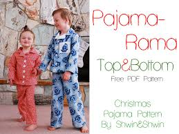 free pattern pajama pants 20 free sewing patterns for kids clothing andrea s notebook