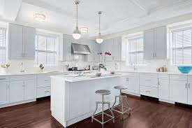 Light Gray Kitchens Light Gray Kitchens Transitional Kitchen Corcoran