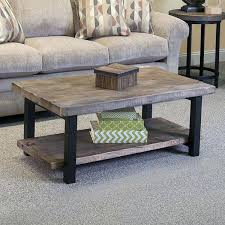 Industrial Style Coffee Table Industrial Metal Coffee Table U2013 Thelt Co