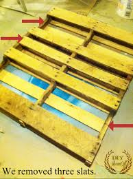 diy pallet shelf tutorialdiy show off u2013 diy decorating and home