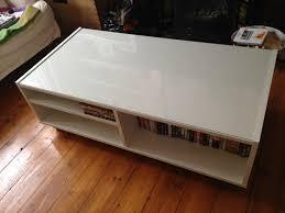 ikea boksel coffee table 60cm wide x 120cm long x 42cm high 2