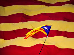 catalonia independence flag spanish property insight