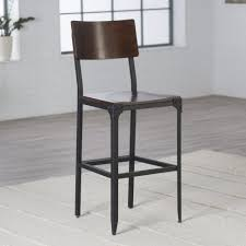 bar stools contemporary metal bar stools type and wood kitchen