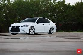 lexus gs 350 near me lexus gs350 vfs 6 silver vossen wheels 2016 1040 edit