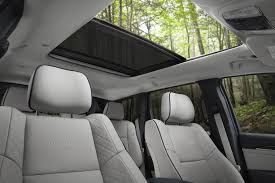 jeep grand cherokee interior seating 2017 jeep grand cherokee trailhawk and updated summit launch in