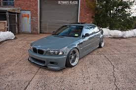 bmw e46 m3 gets ferrari grigio medio paint job a one off car