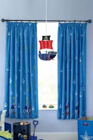 Blackout Nursery Curtains Uk Buy Pirate Ahoy Blackout Pencil Pleat Curtains From The Next Uk