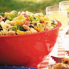 contest winning picnic pasta salad recipe taste of home