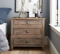 Bedroom Dresser Astoria Turned Leg Dresser Pottery Barn