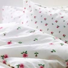 Shabby Chic Floral Bedding by On Sale Duvet Cover Floral Bedding Floral Duvet Cover Rose