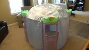 shopmfp caprincess playhouse tent kids pink play dome girls toy